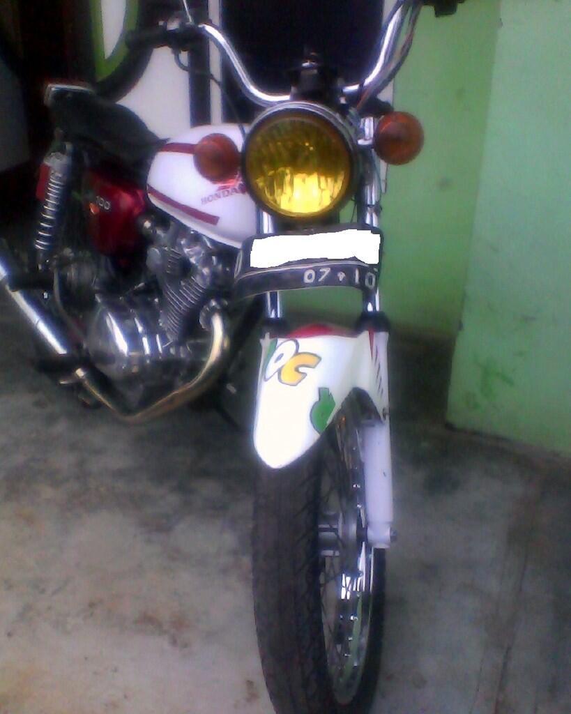 CB100 1973