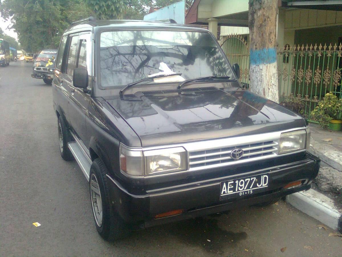 Toyota Commando '94 Bagus Istimewa