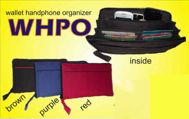Wallet Handphone Organizer (HPO)