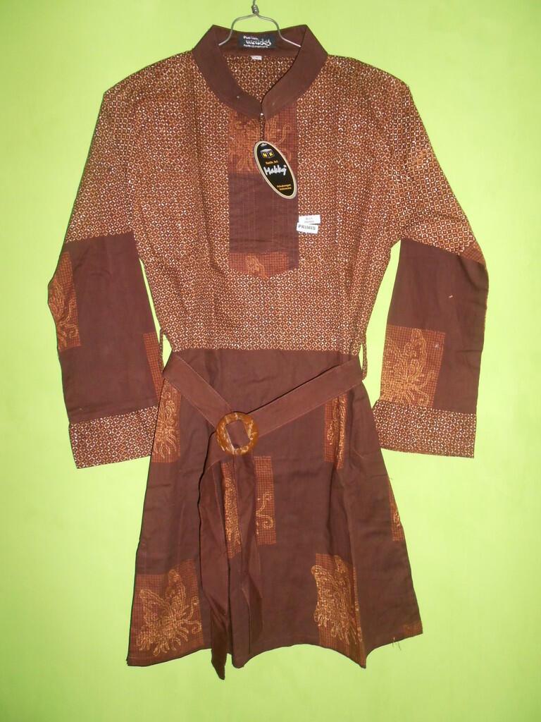 Blus Cewek Lengan Panjang Grosir   Retail Baju Batik Pekalongan 711150bf03