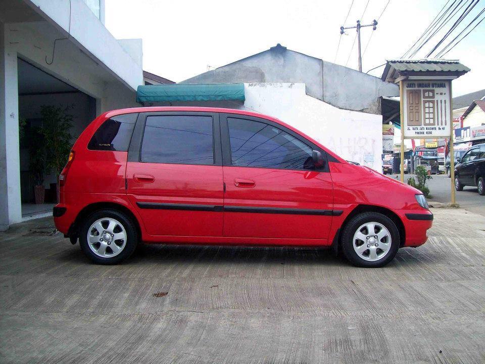 Hyundai Matrix MT 2001
