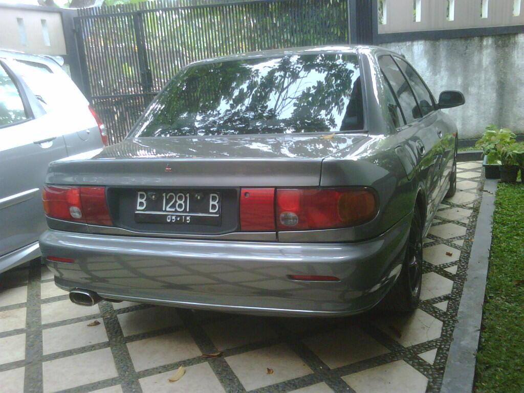 WTS : Lancer GLXi - tahun 1995 - matic