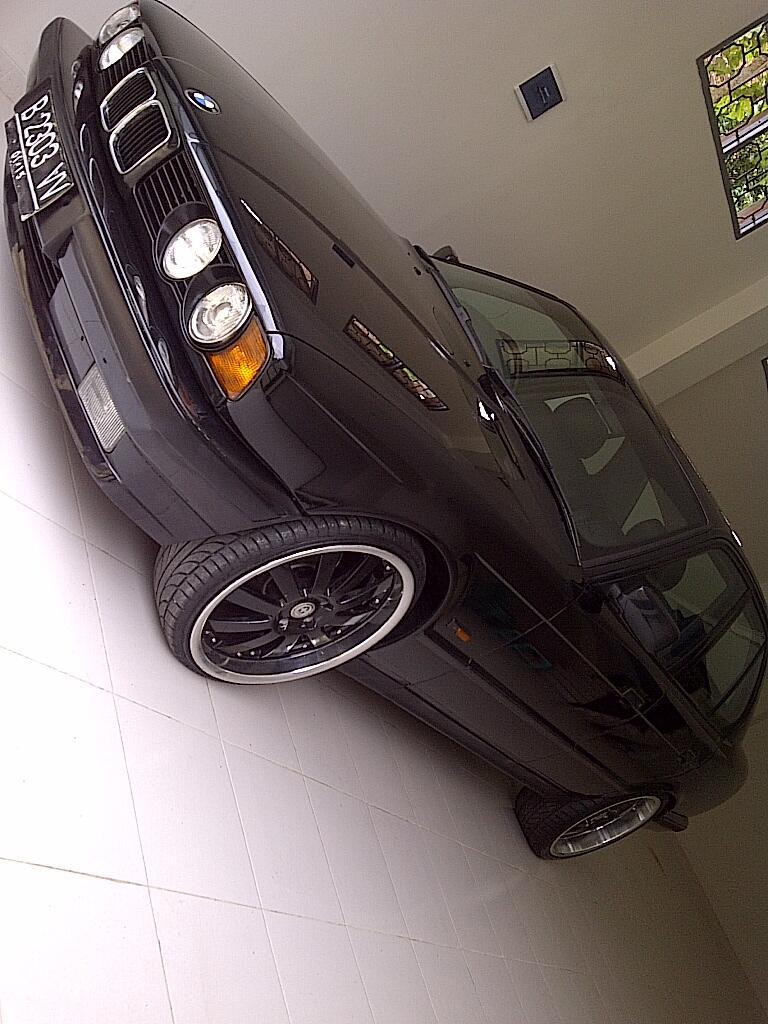 BMW 520i E34 1995 ANTIK
