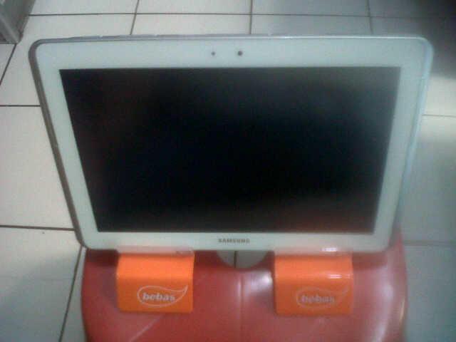 Samsung GTab2 P-5100 white, Umur 1Bln - Bandung / Bdg