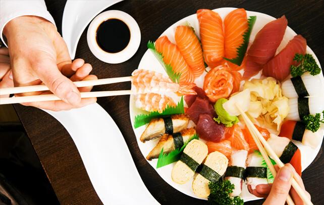 Cara Makan Sushi Yang Benar