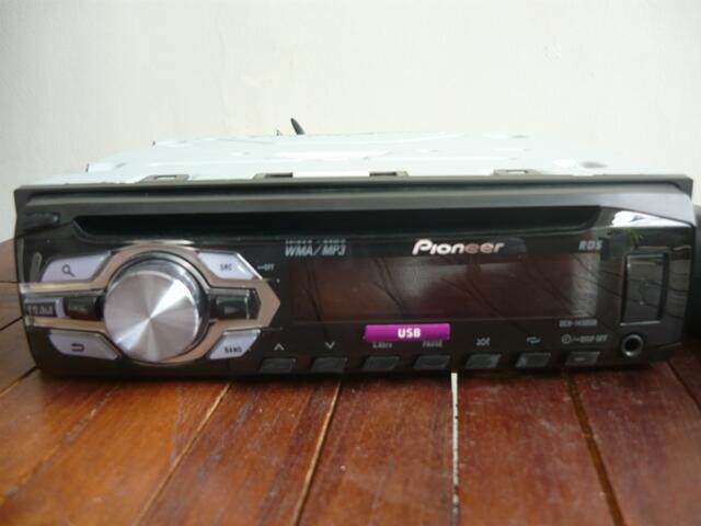 Dijual CD Mobil merk Pioneer 1450UB - second