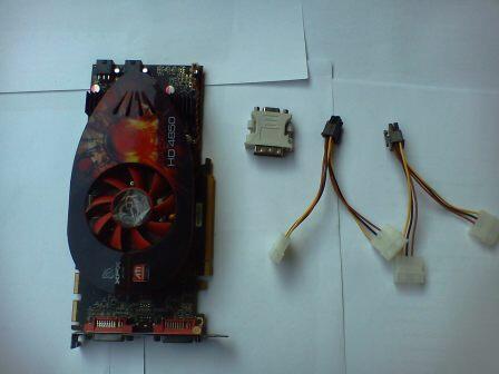 VGA ATI RADEON HD 4850