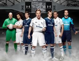 Jersey Grade Ori Tottenham Hotpurs Away 2012/2013