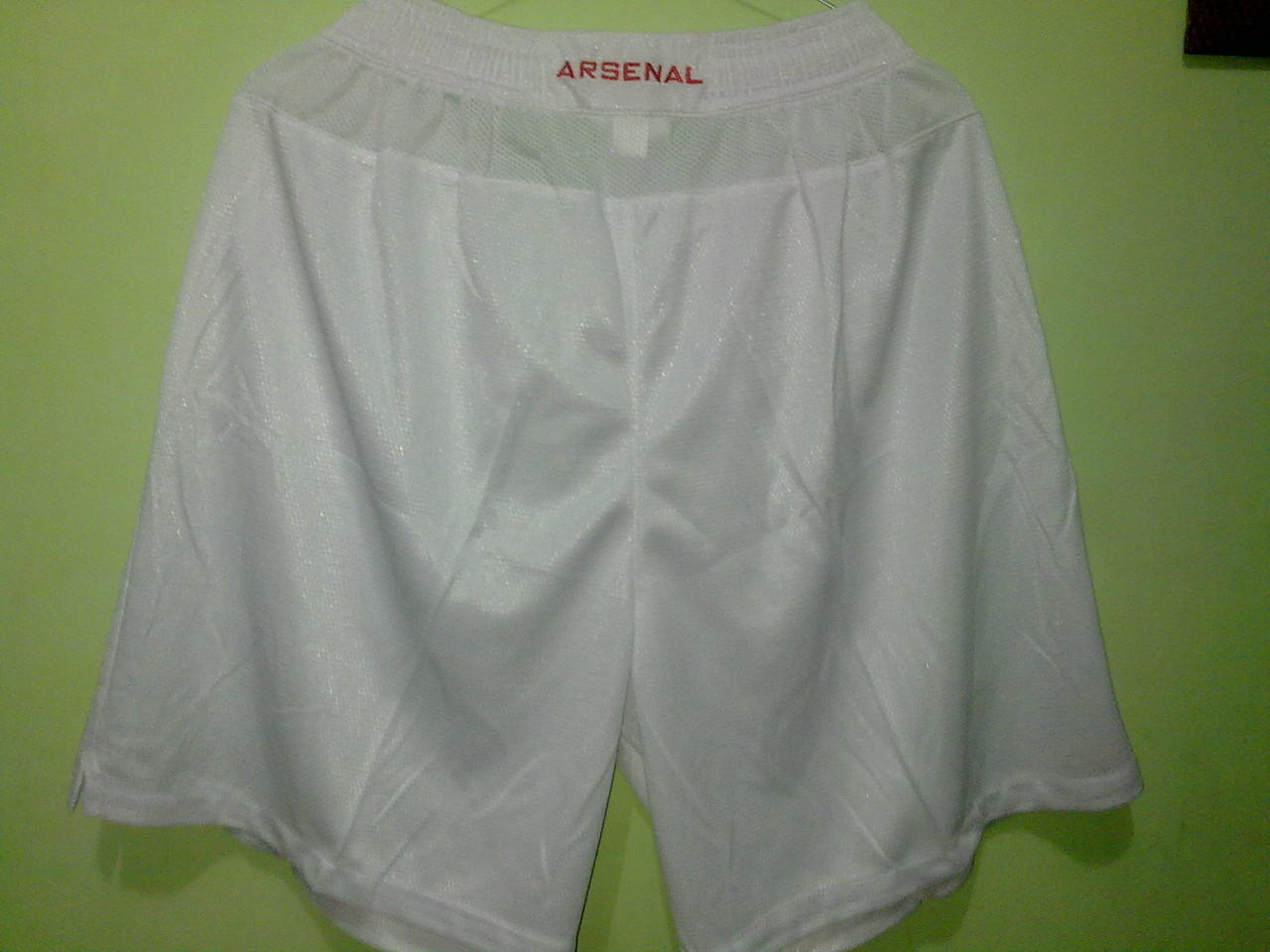 Celana / Shorts Grade Ori Arsenal Home 2012/2013