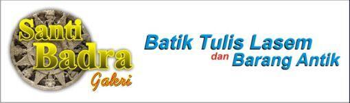 Batik Tulis 100% Asli Tulis dari Kota Lasem