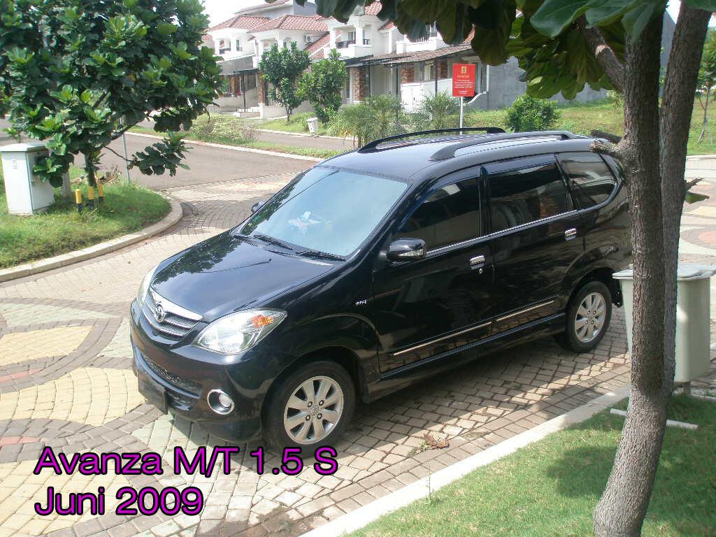 Dijual cepat Toyota Avanza 1.5 S 2009