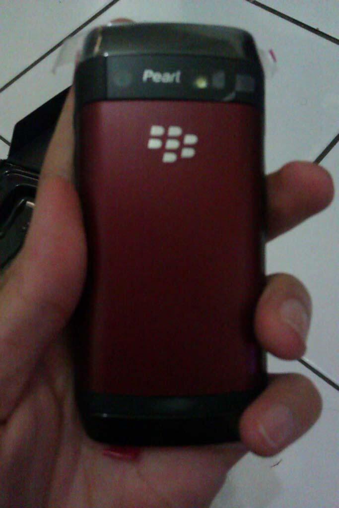BB Pearl 9105 Black Red Bandung