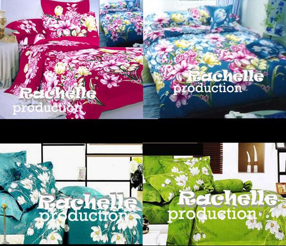 Sprei and Bed Cover Murah Meriah