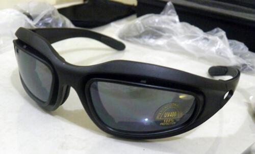 Kacamata Sport untuk mata minus / rabun jauh,bisa buat pengendara