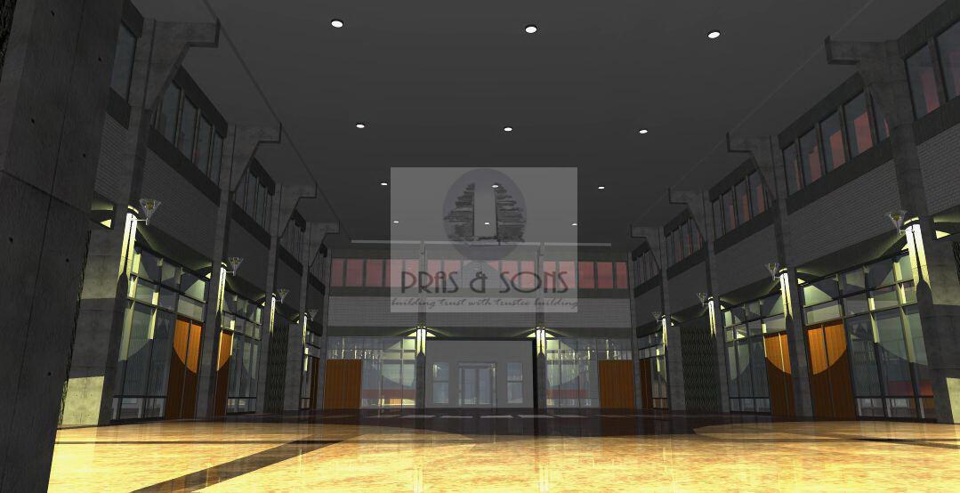 Design Bangunan Rumah - Sekolah - Tempat Ibadah dll