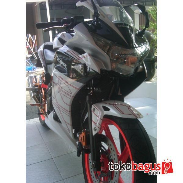 Honda CBR 250 Non abs 2012 Modifffff ABISSSSSSSSS