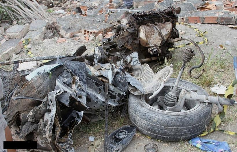 artis brazil kecelakaan