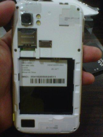 Imo discovery s88 (dual on, ics, ips, 8mp, dual core,dll)