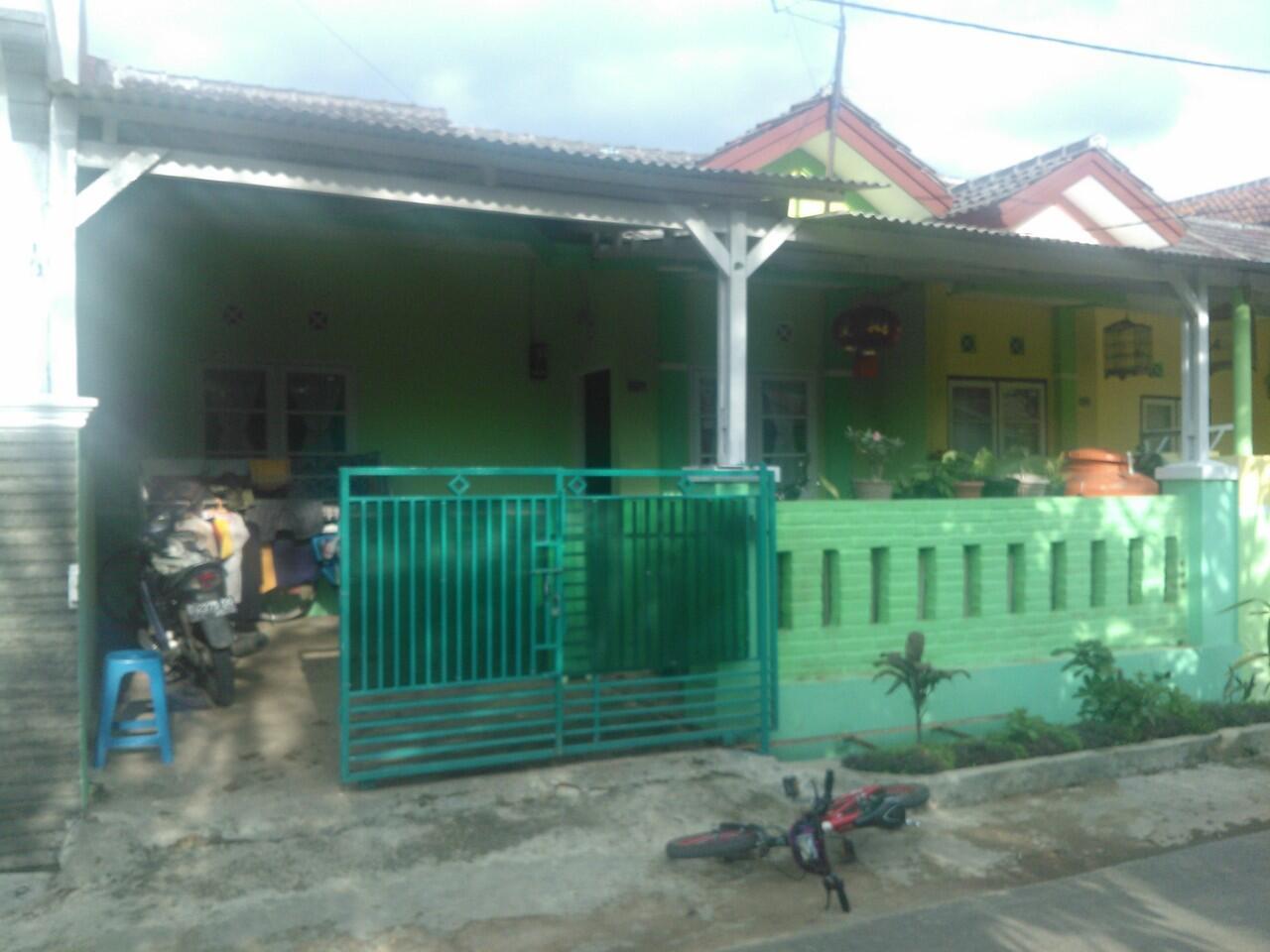 - Rumah Asri Udara sejuk di Bandung selatan type 60/98 -
