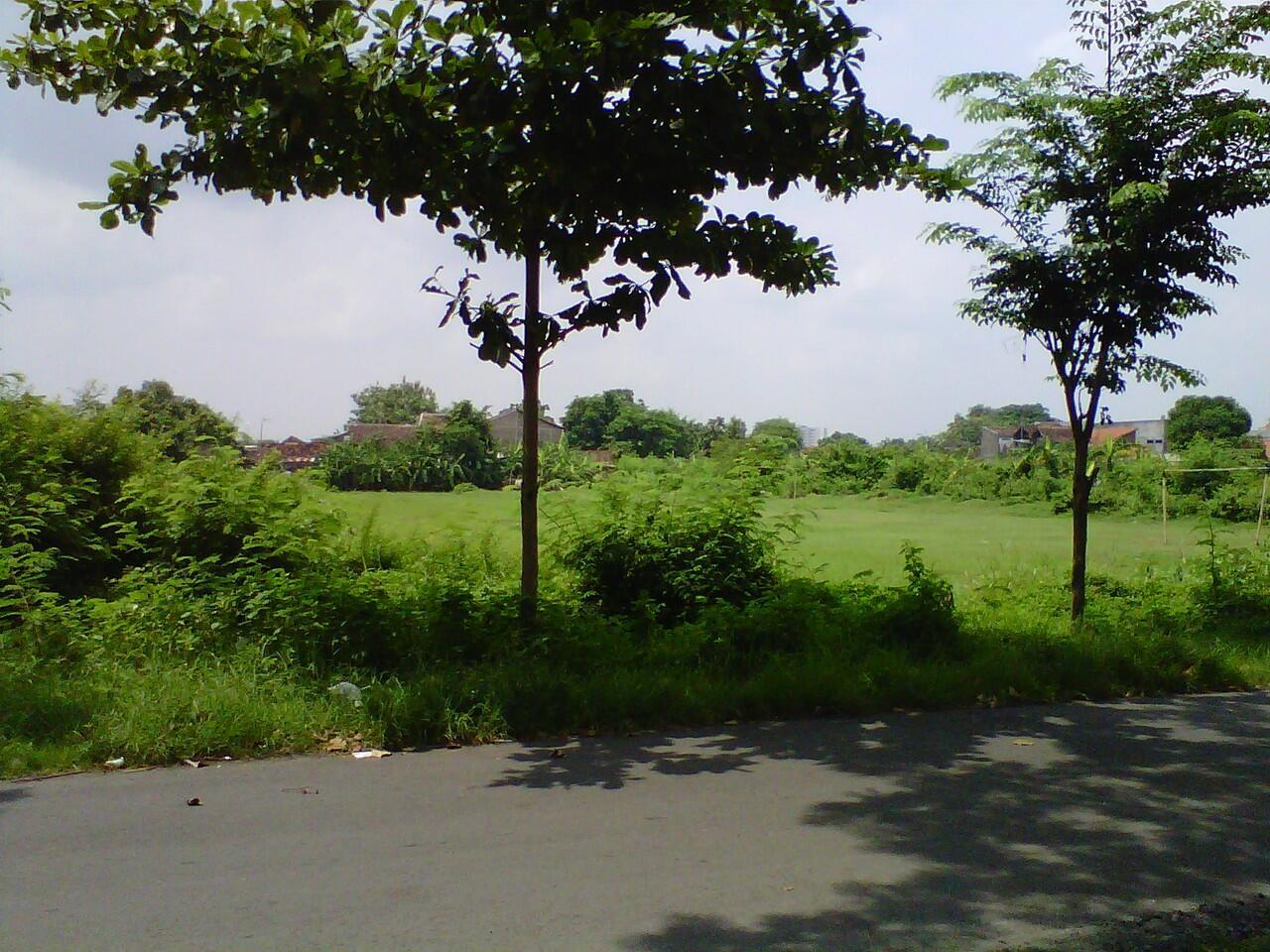 Tanah dijual di Kota Solo seluas 12000m2