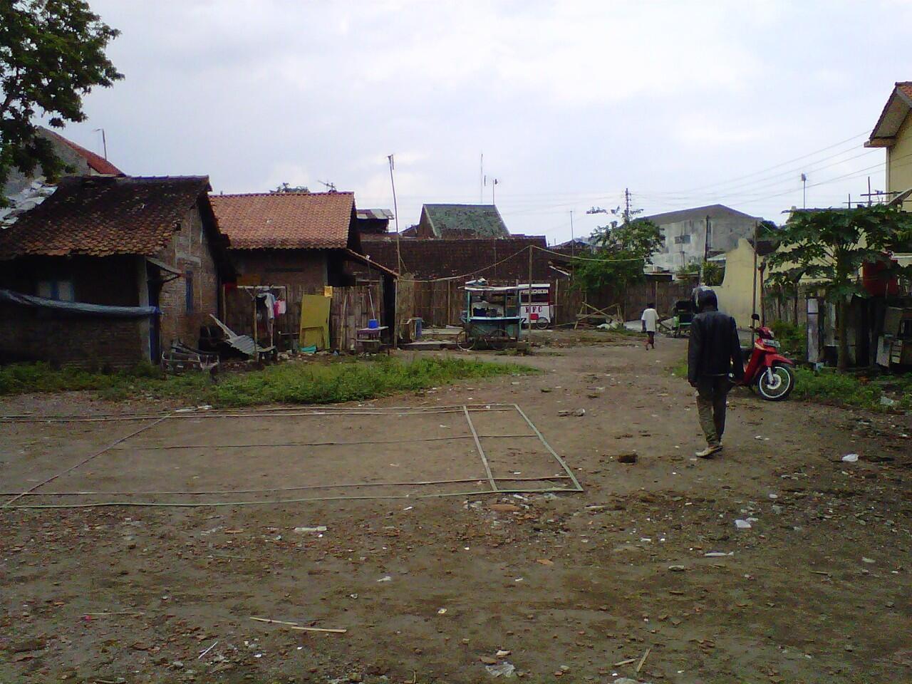 Tanah dijual di Kota solo seluas 1555m2
