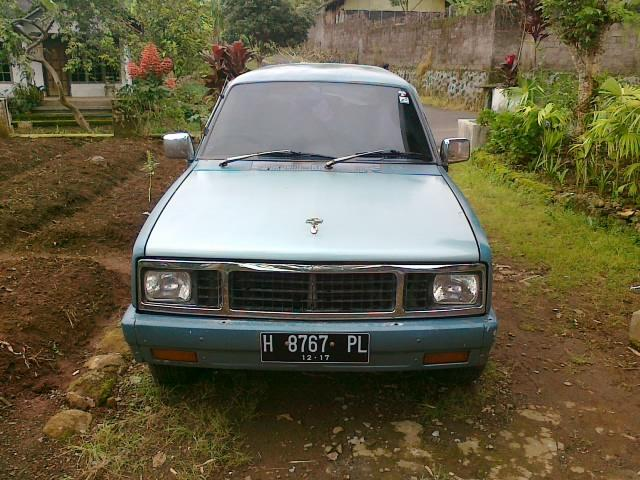 Chevrolet Luv KBD 21 Station