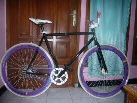 fixie bike customized fresh