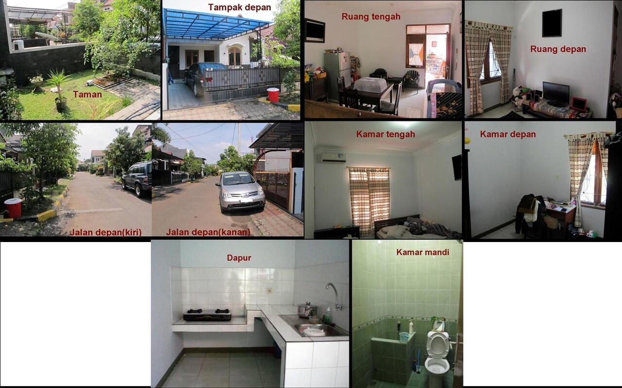 Jual Rumah Antapani Bandung