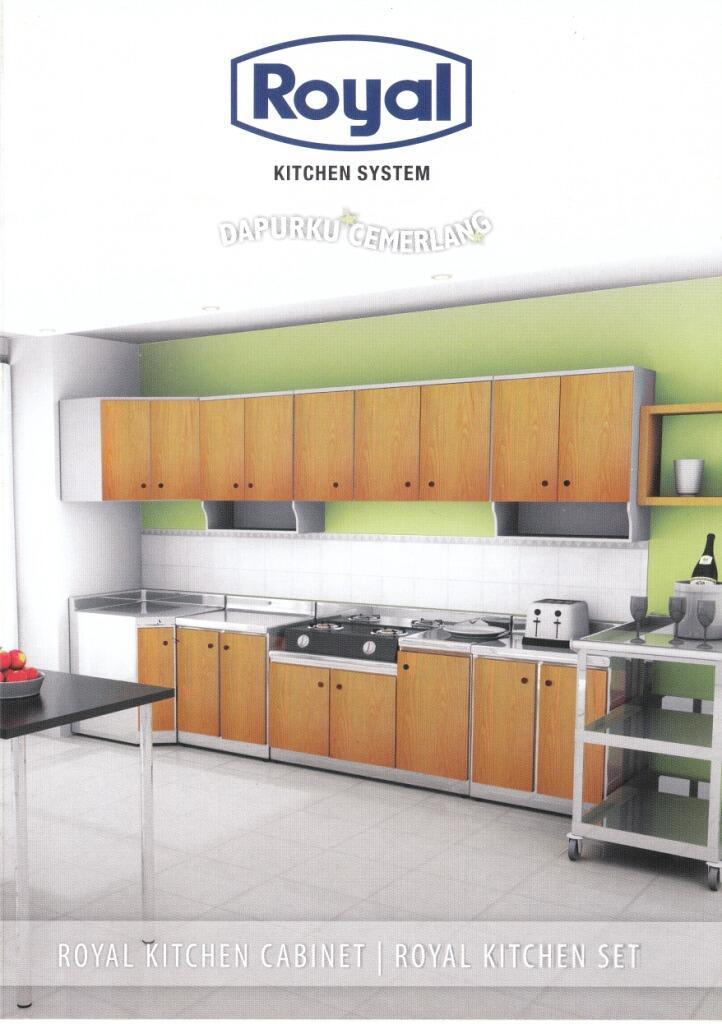 Terjual Kitchen Set Merk Royal Kaskus