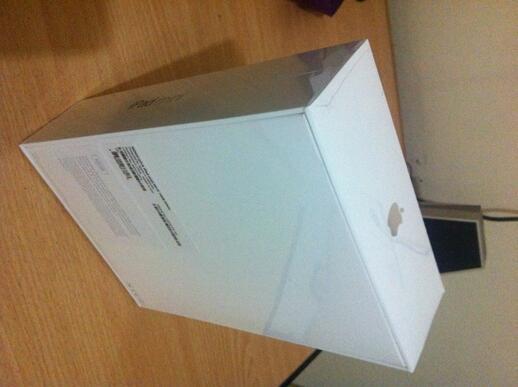 iPad Mini White 16 GB, WiFi