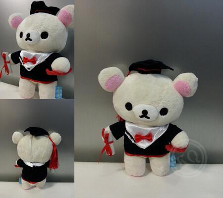 Terjual Aneka Boneka Toga   Boneka wisuda   Pooh d650fb2579
