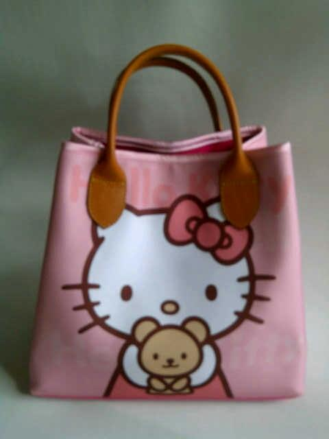 Maribel dotty hello kitty (another webe bag) for kids