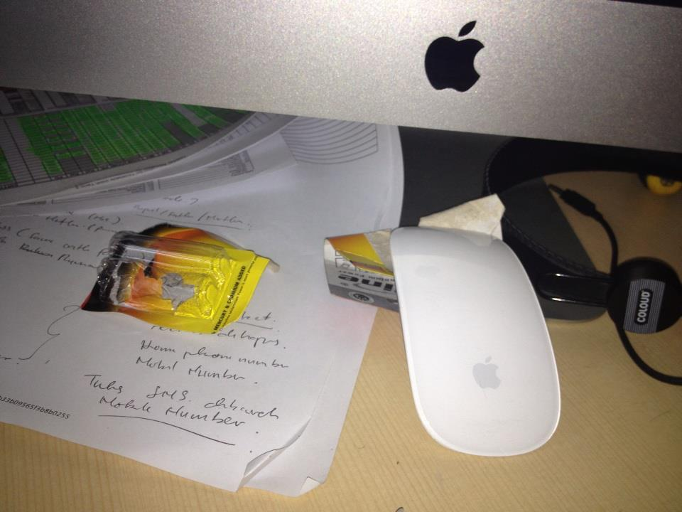 WTS Apple Magic Mouse