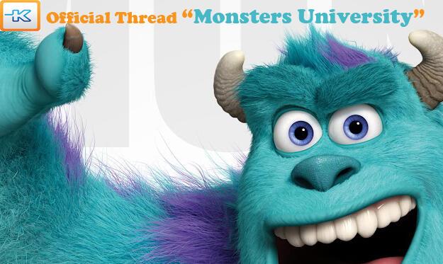Monster University 2013 Kaskus