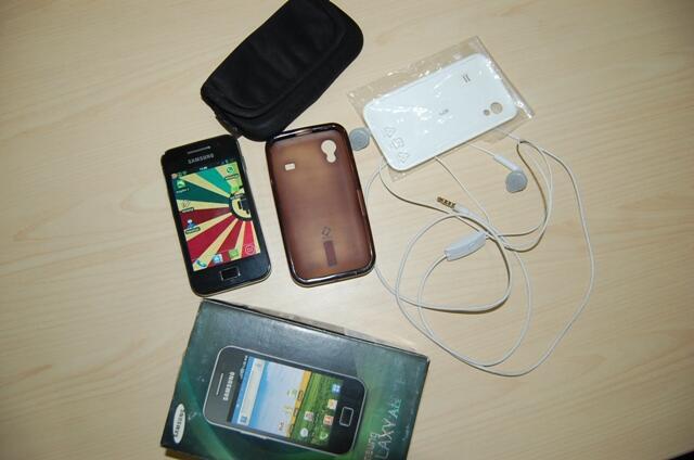 JUAL Samsung Galaxy ACE Bandung 1,5 (NEGO)