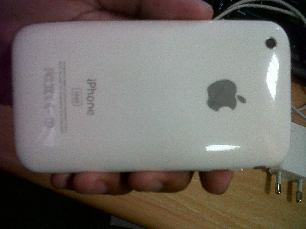 Jual Iphone 3G 16 G White