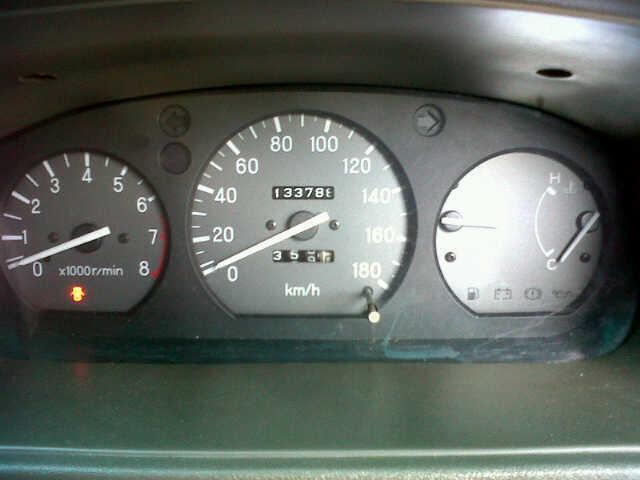 Mitsubishi Kuda New Grandia M/T tahun 2004 Mulus