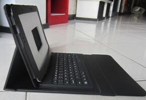 """Obral keyboard samsung Tab2 10"""""""