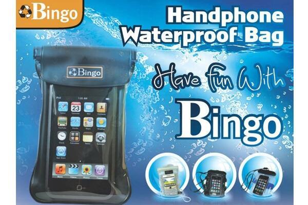 Bingo Zipper Lock Waterproof Case