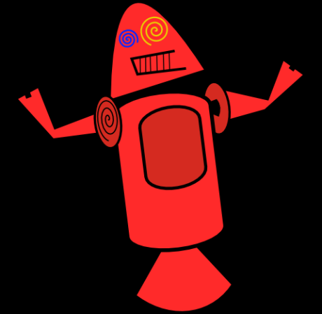 Dandroid, Maskot Pertama Android yang Gak Keren