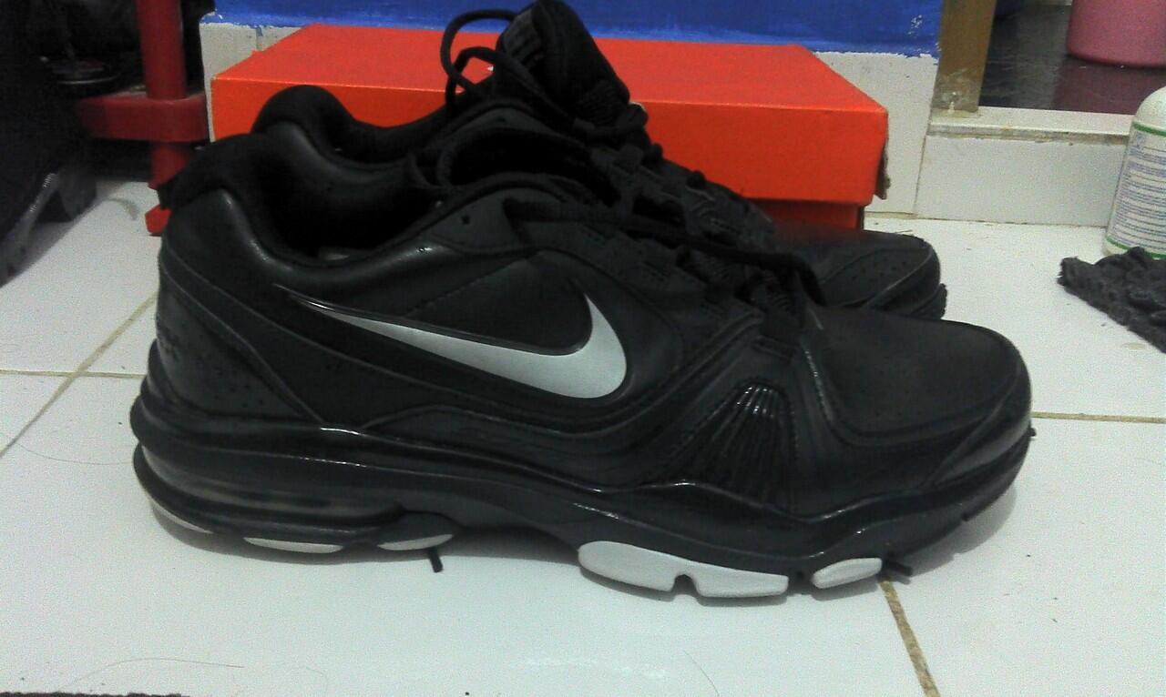Nike air max edge, nike +, running training, basket murah 2nd ori