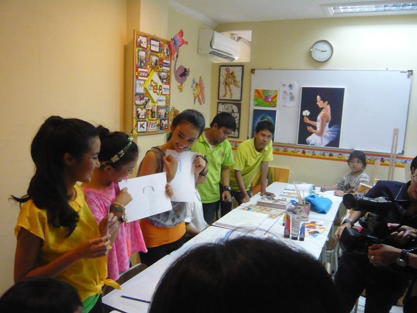 LOKER Guru Lukis ( Khusus Kota SOLO ), OHAYO Drawing School SOLO Jl. DI Panjaitan