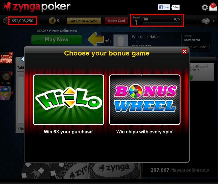 Jual Beli Chip Zynga Poker Reload & Paket ID resmi