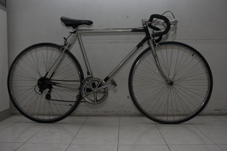 Terjual Sepeda Raleigh Semi Fixie Onthel Balap Kaskus