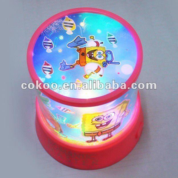 SALE!!!! Star Master Lampu Tidur Proyeksi Rotasi+Music Murah