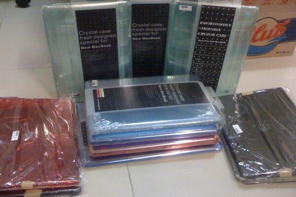 aksesoris hardcase/sarung/apple/macbook/air/pro/white/ukuran 13 inci 15/11 dof/matte/