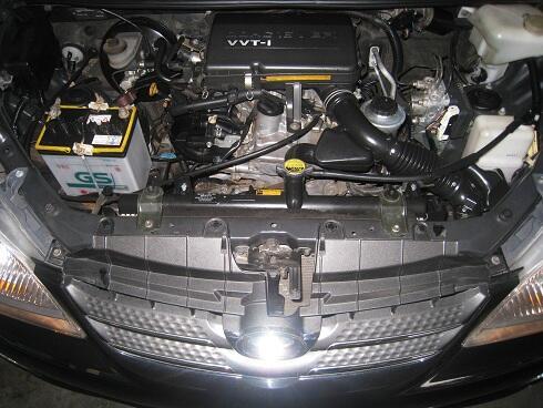MOBIL AVANZA S 1.5 VVT-1, BLACK 2008,ABS,Tgn1, KHUSUS PEMAKAI, BODI MULUS, STNK PANJA