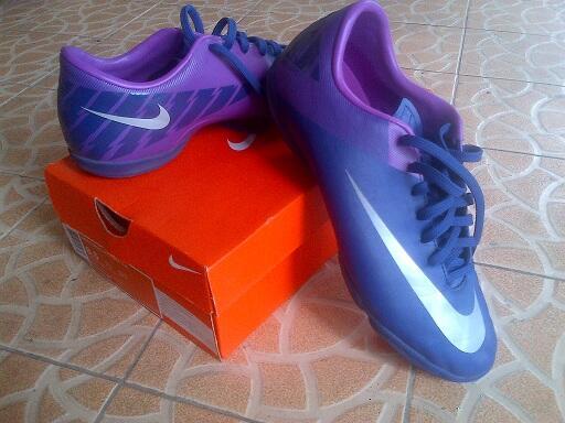 purchase cheap d5a59 5958c Jual sepatu futsal Nike Mercurial Victory II ...