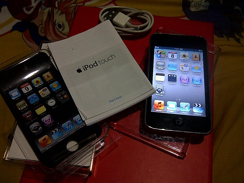 Ipod touch 3th gen 32