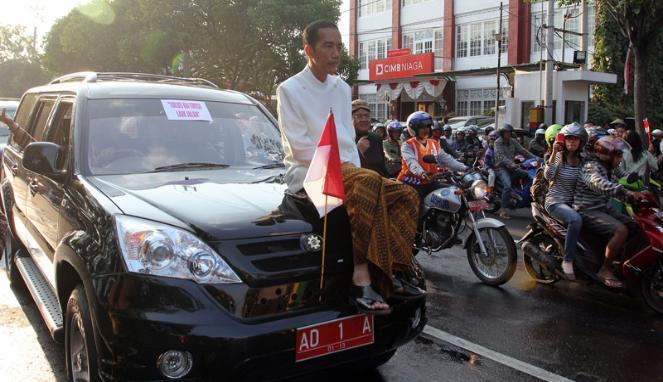 Joko Widodo menempati peringkat tiga besar sebagai Walikota Terbaik se-Dunia 2012